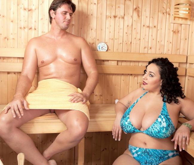 Sauna Sex Party