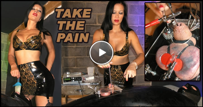 UNKNOWN: Take The Pain (HD / 720p / 2019) [TheEnglishMansion]