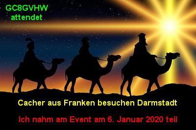 Banner - Dreikönigs - Event