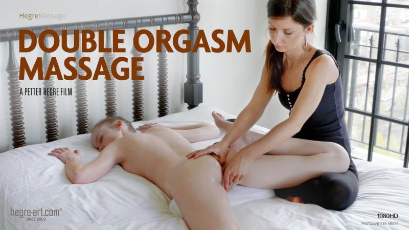 Emily Bloom (a.k.a. Anne T, Emily, Tanya, Tanya), Zana (massage therapist) - Double Orgasm Massage [Hegre-Art] 2019