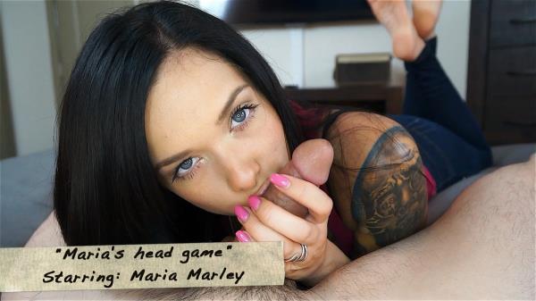 Mark's head bobbers and hand jobbers: Maria Marley - Maria's head game (FullHD) - 2019
