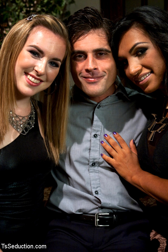 Jessy Dubai, Madison Leigh, Lance Hart - HARDCORE [HD 720p] 2019