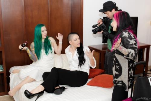 Joanna Angel, Taurus, Rachael Madori - Ole For Anal - Part 5 (FullHD)