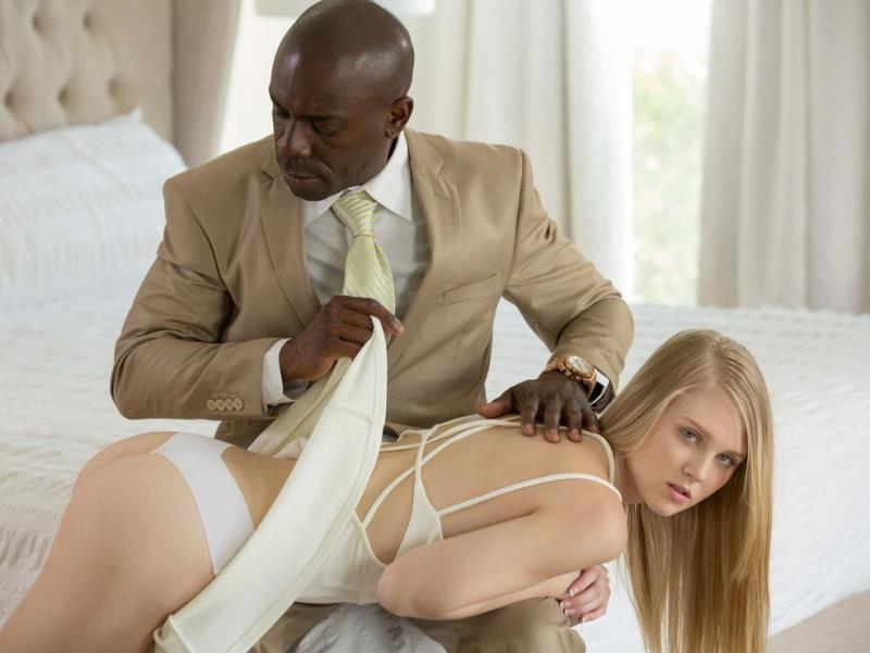 [Blacked] - Lily Rader - Blonde Teen Punished and Dominated by Black Man (2019 / FullHD 1080p)