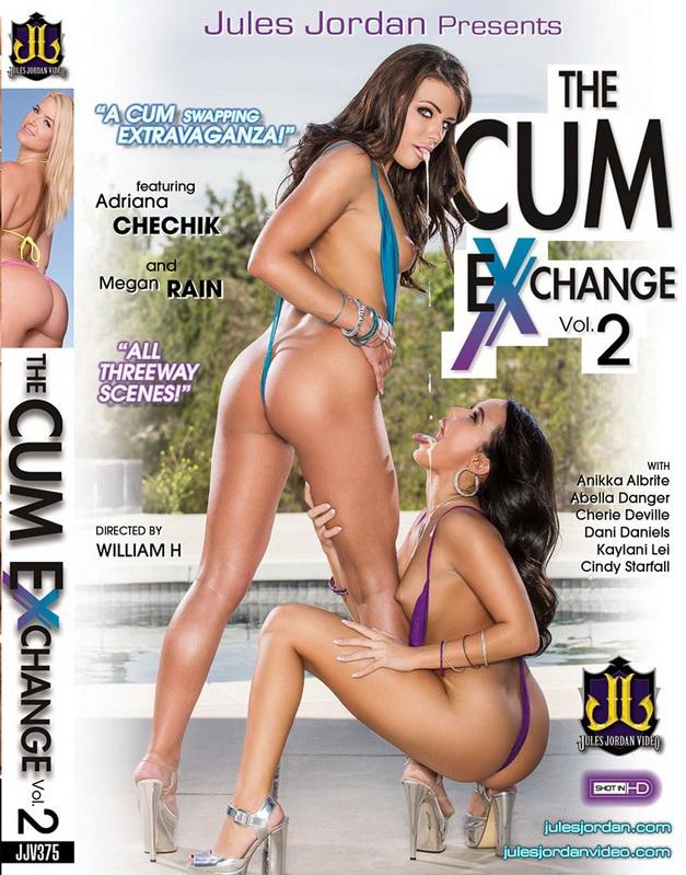 The Cum Exchange 2 (HD / 720p / 2019)