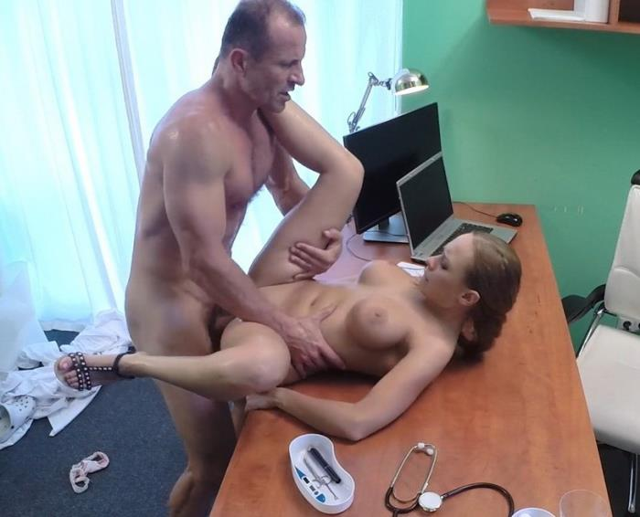 FakeHospital/FakeHub: Earthquake ignites sexual lust - Katarina Muti aka Ariel Temple [2019] (FullHD 1080p)