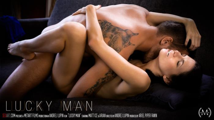 SexArt/MetArt: Lucky Man - Arian [2019] (FullHD 1080p)