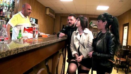Perle - Perle, gang-bang dans un bar a Marseille! (2020/FullHD)