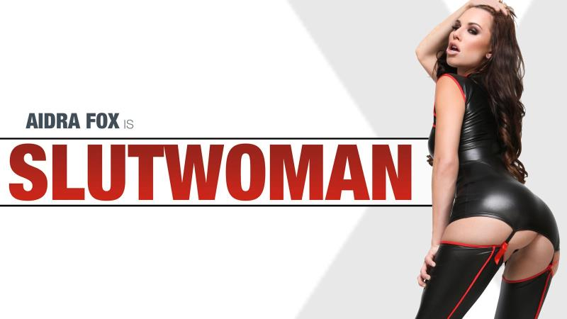 Aidra Fox Is Slutwoman (2019) 720p WebRip