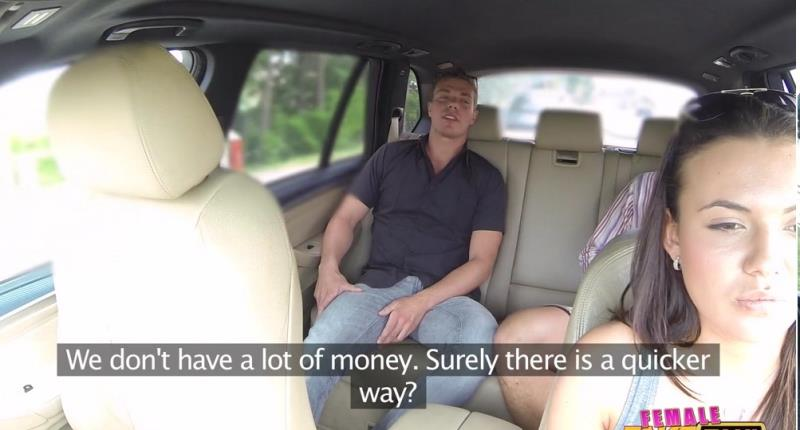 Vanessa Decker - Good Pussy Licking Pays Euro Taxi (FemaleFakeTaxi/FakeHub) [FullHD 1080p]