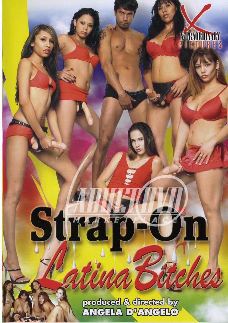 Strap On Latina Bitches SD 480p