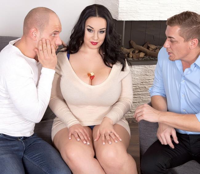 Three On A Sex Spree