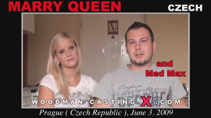 Marry Queen - Casting And Hardcore (HD 720p) - WoodmanCastingX - [2019]