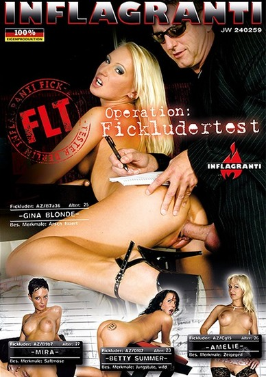 Inflagranti Operation Fickludertest German XXX DVDRip x264 – SEXTAPES