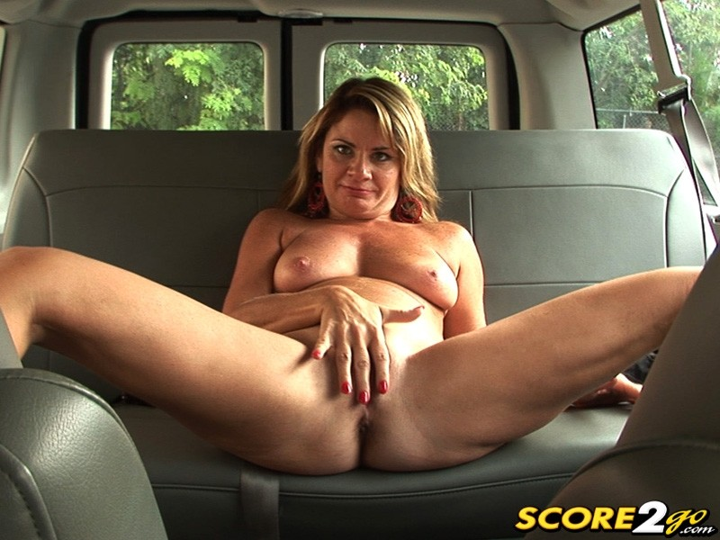 [40SomethingMag] Violet Vanderson - Hardcore (HD/2019/180 MB)