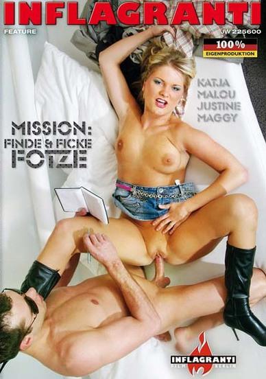 Mission: Finde & ficke Fotze Cover