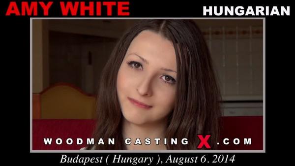 Amy White - Casting X 129 [WoodmanCastingX] 2019