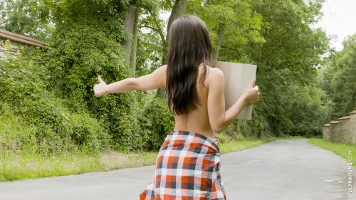 Kristy Black - The Hottest Hitchhiking (FullHD)