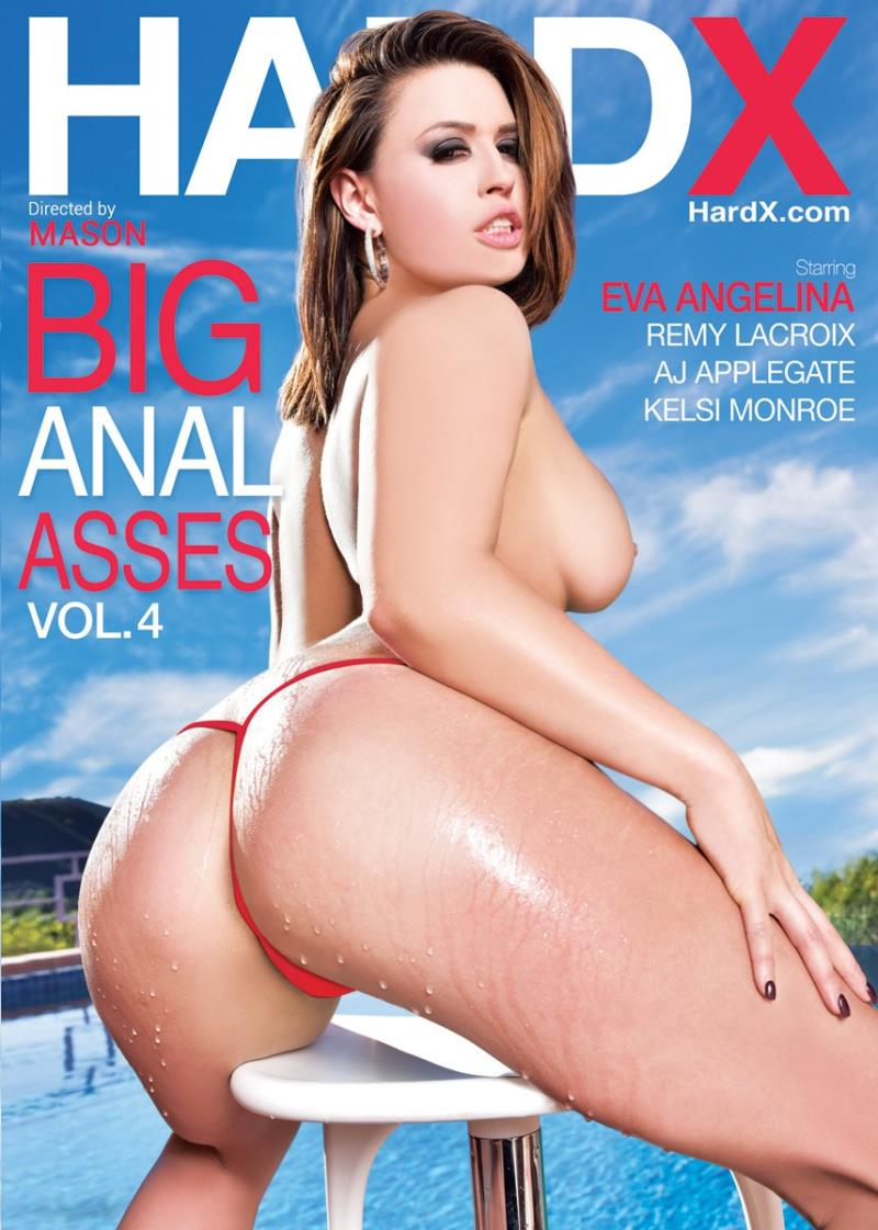Big Anal Asses 4 [FullHD / 5.84 GB]