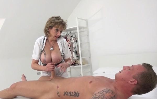 Lady Sonia - Busty Milf Nurse Barebacked Hard (FullHD 1080p) - Lady-Sonia - [2019]