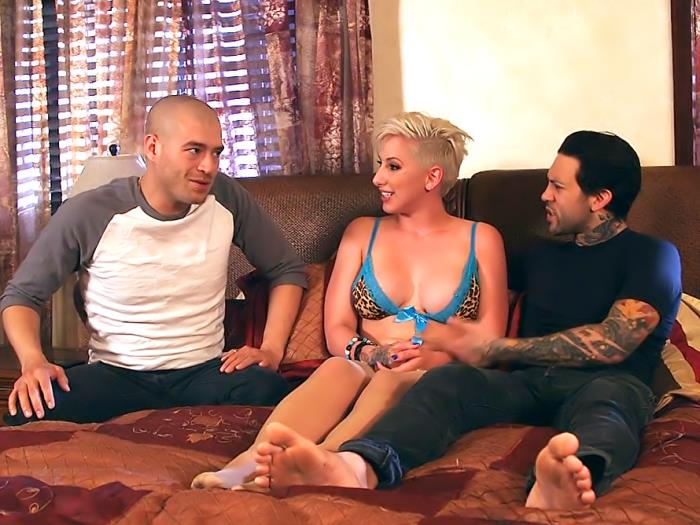BurningAngel: Double Teaming My Stepsister - Dylan Phoenix [2020] (FullHD 1080p)