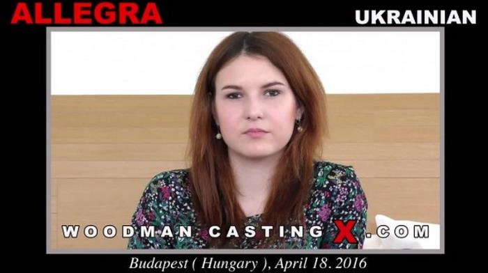 WoodmanCastingX: Casting - Allegra [2019] (FullHD 1080p)