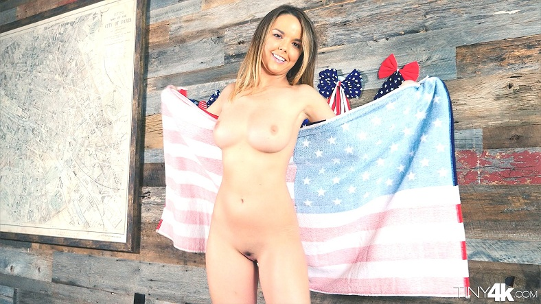 Dillion Harper: Red White and Brunette (FullHD / 1080p / 2019) [Tiny4K]