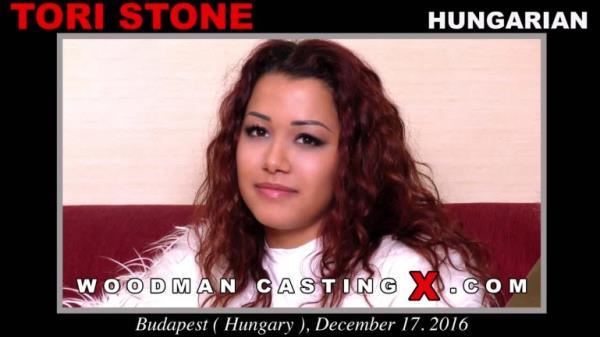 Hard - Banged by 5 men - Tori Stone [WoodmanCastingX] (FullHD 1080p)
