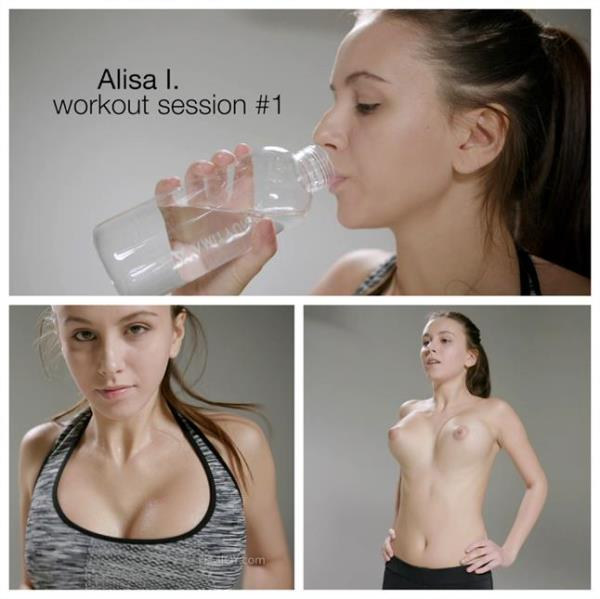 Alisa I - Workout Session 1 [FullHD 1080p] 2020