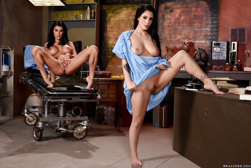 Noelle Easton, Peta Jensen: Sexperiments (SD / 480p / 2020) [DoctorAdventures/Brazzers]