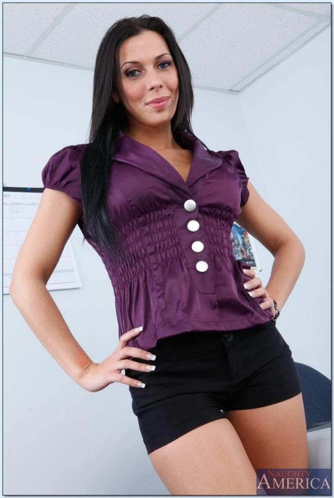 Rachel Starr - Rachel Starr: 1.37 GB: FullHD 1080p - [NaughtyOffice.com/NaughtyAmerica.com]