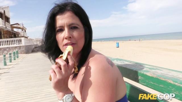 Montse Swinger - Anal Sex for New Beach Patrol Cop: 568 MB: HD 720p - [FakeCop.com/FakeHub.com]