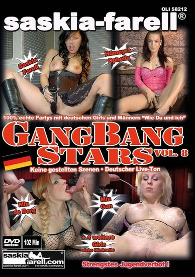 GangBang Stars Vol 8 GERMAN XXX DVDRiP x264 – TattooLovers