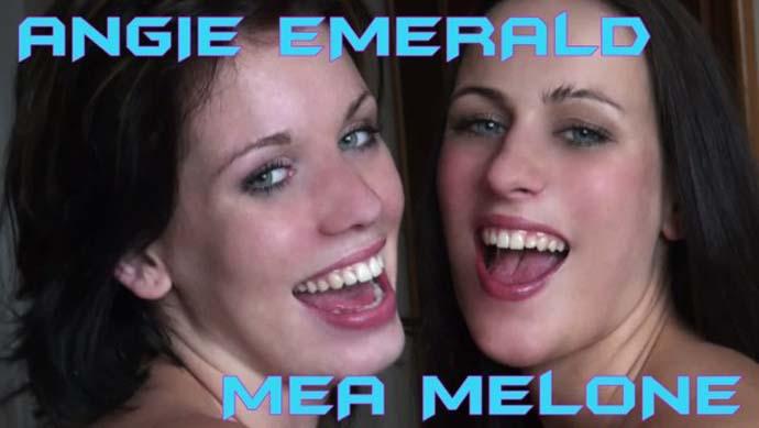 Mea Melone, Angie Emerald (aka Tea Key) - WUNF 87 (FullHD 1080p) - WakeUpNFuck - [2020]