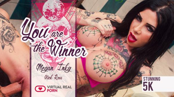 Megan Inky - You are the winner [UltraHD/4K 2160p] 2020
