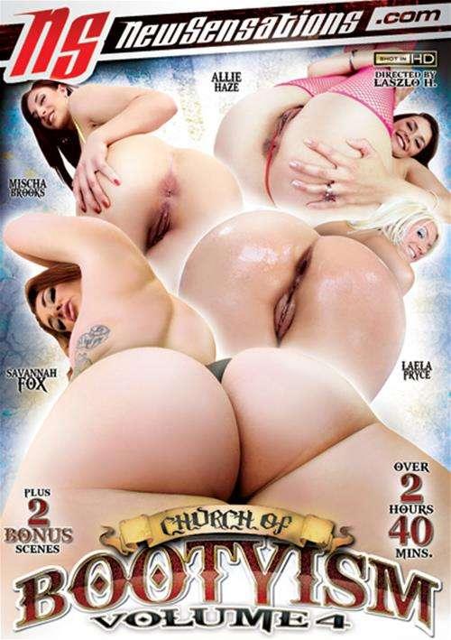 Church Of Bootyism 4 (HD/2020/4.63 GB)