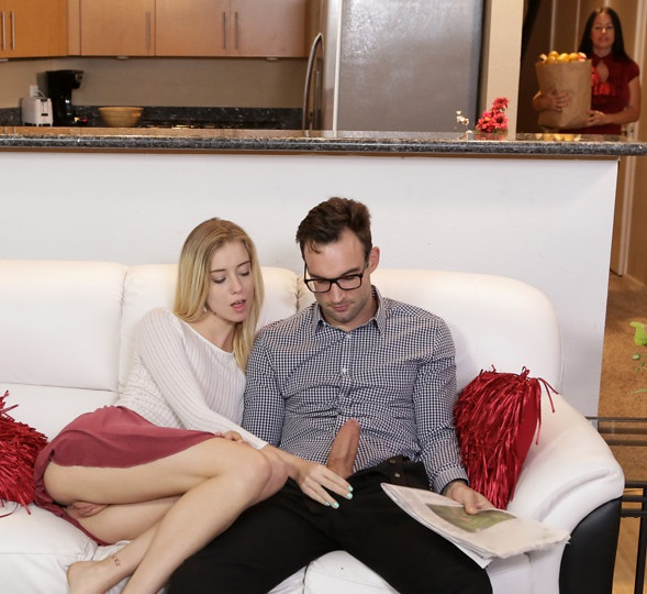 Haley Reed Want Try StepDad Cock FullHD 1080p