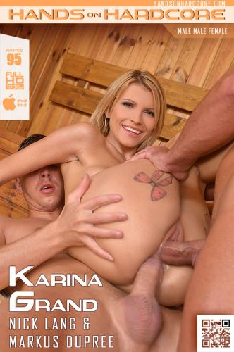 Karina Grand - A Spin In Her Sphincter (2020/HandsOnHardcore.com/DDFNetwork.com/FullHD)