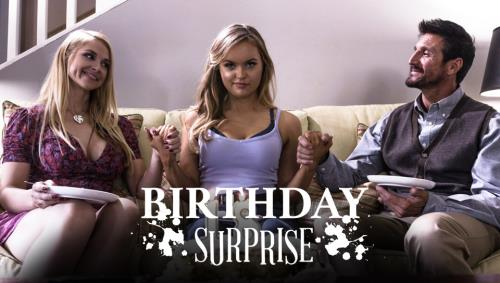 Sarah Vandella, River Fox - Birthday Surprise (2020/PureTaboo.com/FullHD)