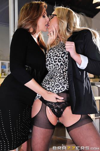 Julia Ann, Olivia Austin - Disciplinary Action Part One (SD)