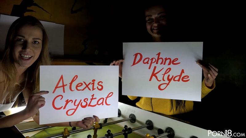 [Porn18] - Alexis Crystal, Daphne Klyde - Knock Knock! (2020 / UltraHD/4K 2160p)