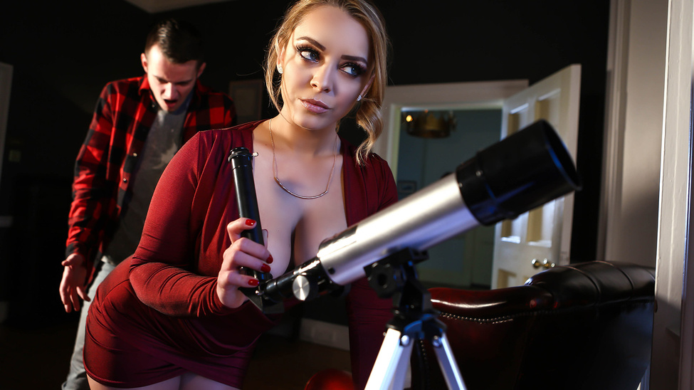 Liza Del Sierra - Asstronomy Sex [SD 480p] - BangBros