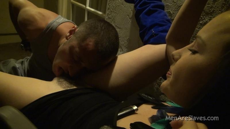Katie St.Ives - Midnight Lick (MenAreSlaves) [FullHD 1080p]