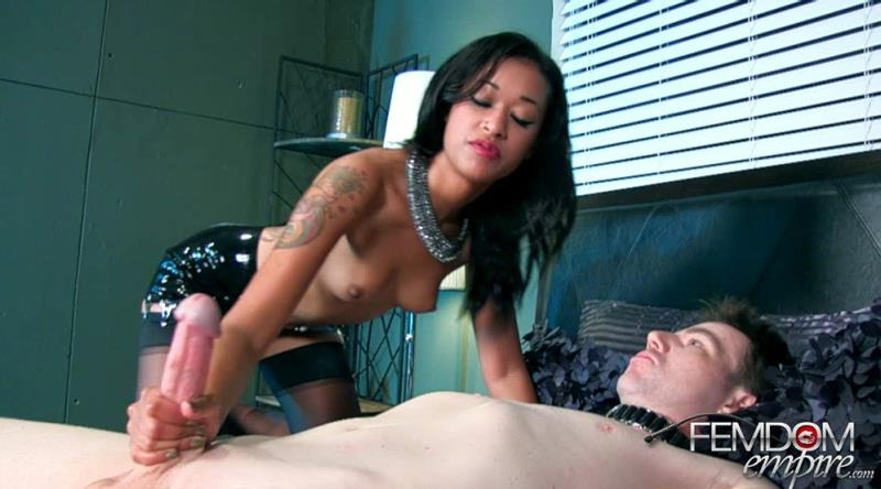 FemdomEmpire: Skin Diamond Be Patient, If You Can [HD 720p]