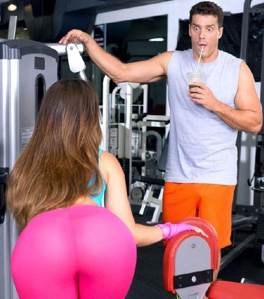 [DigitalPlayground] Kelsi Monroe - Gym Fails (SD/2020/428 MB)