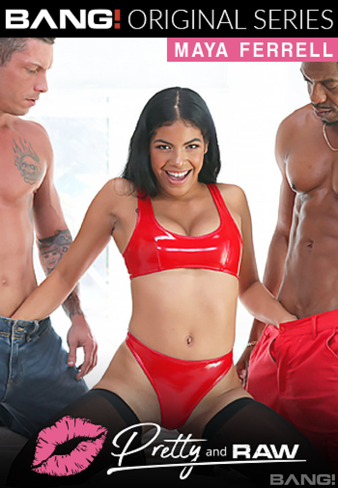 Maya Farrell - Maya Farrell Gets Double Dick In This Two For One Sex Special [Bang! Originals / Bang.com / HD 720p]