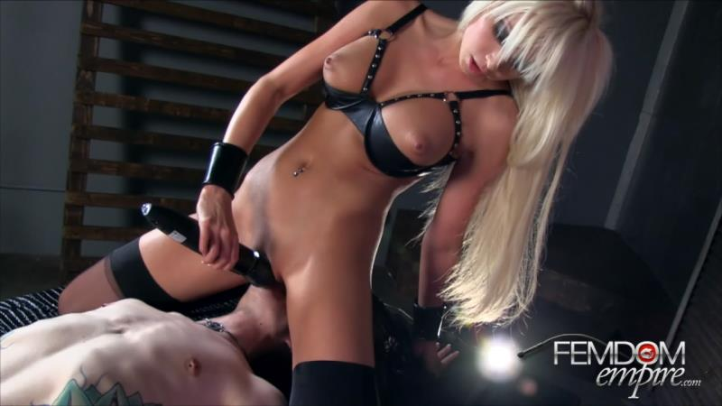 [FemdomEmpire] Rikki Six - Tongue Of Slave And A Vibrator For My Pussy (HD/2020/259 MB)