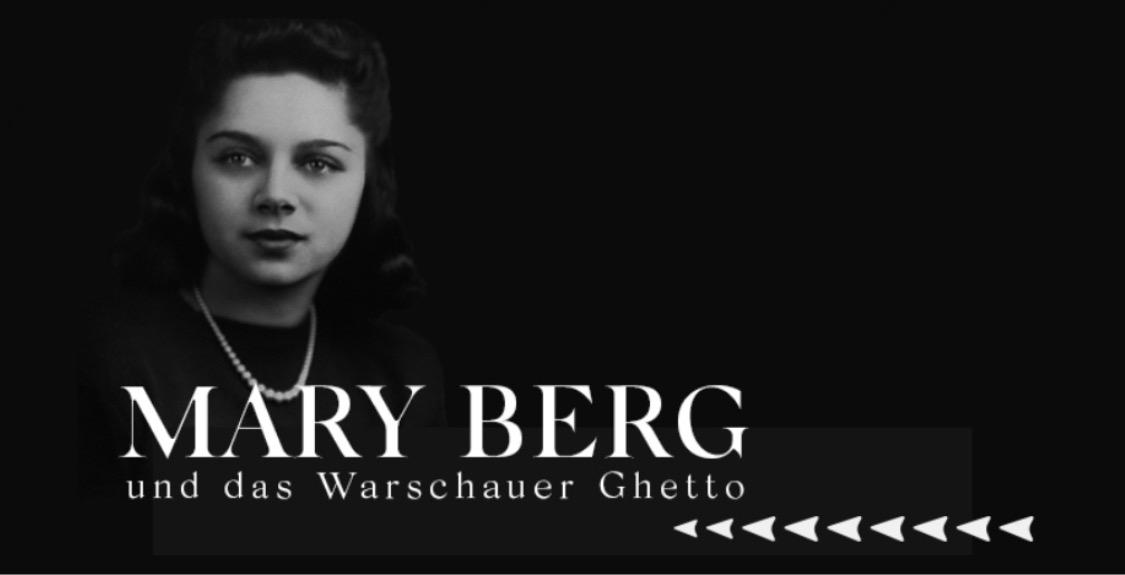 Tagesnews: Mary Berg & das Warschauer Ghetto