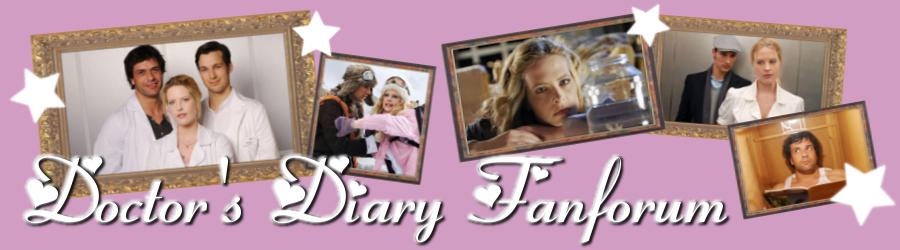 Willkommen im Doctor´s Diary Fan-Forum!