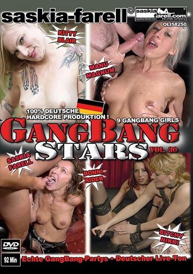 Gang Bang Stars 30 GERMAN XXX DVDRiP x264 – TattooLovers
